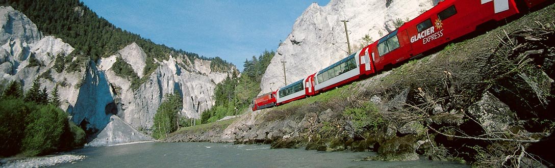 Do Švýcarska s CK INEX
