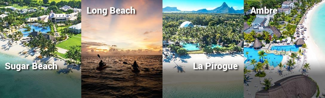 Mauritius hotely 2020